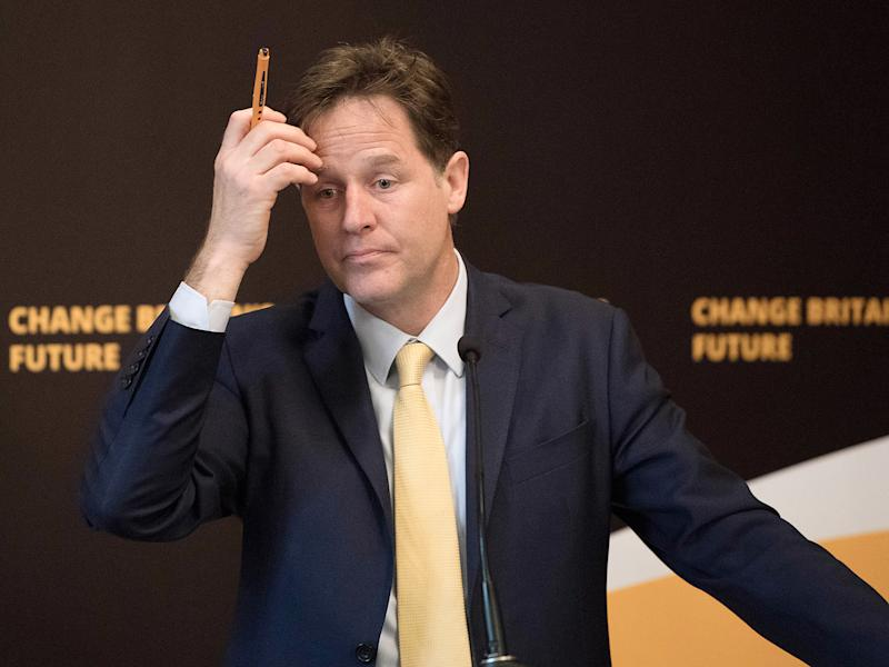 'It's not just my generation that Clegg turned his back on, it was some of the most vulnerable people in our society': PA
