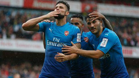 Okazaki nets as Leicester lose to Arsenal in Premier League opener