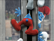 """<p>These aren't the Smurfs you grew up with — they're now 3D an interact with the live-action world. When they try to flee from the evil Gargamel, the Smurfs wind up in New York City. If your kids enjoy it, they can move on to <em><a href=""""https://www.netflix.com/title/70269568"""" rel=""""nofollow noopener"""" target=""""_blank"""" data-ylk=""""slk:The Smurfs 2"""" class=""""link rapid-noclick-resp"""">The Smurfs 2</a></em>.</p><p><a class=""""link rapid-noclick-resp"""" href=""""https://www.netflix.com/title/70141972"""" rel=""""nofollow noopener"""" target=""""_blank"""" data-ylk=""""slk:STREAM NOW"""">STREAM NOW</a></p>"""