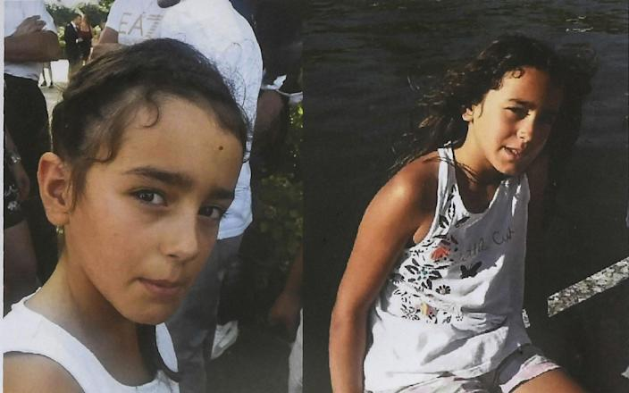 Maelys de Araujo went missing in the early hours of August 27 - AFP