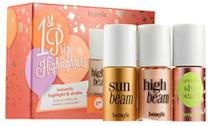 <p>Glow like the gods with the <span>Benefit Cosmetics 1st Prize Highlighters</span> ($32).</p>