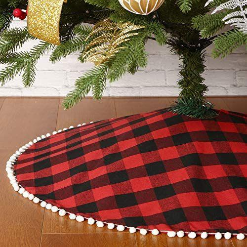 Buffalo Plaid Christmas Decor Is Our Favorite Way To Warm Up The Holiday Home