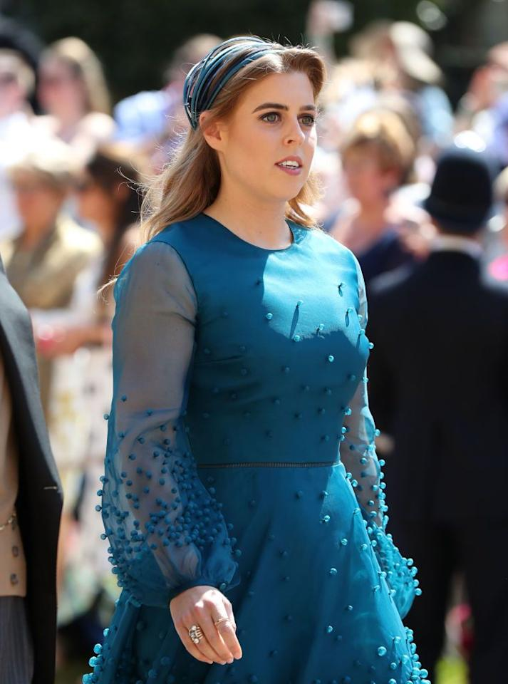 Best Hats and Fascinators From the Royal Wedding 74af2c13454