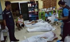 Gunmen kill eight in Thailand over 'personal conflict'