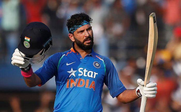 Yuvraj Singh was the Man of the Tournament in the 2011 World Cup that India won at home