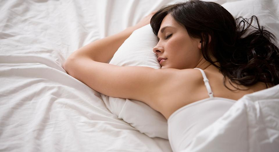 Struggling to sleep? Maybe a summer duvet could help.  (Getty Images)