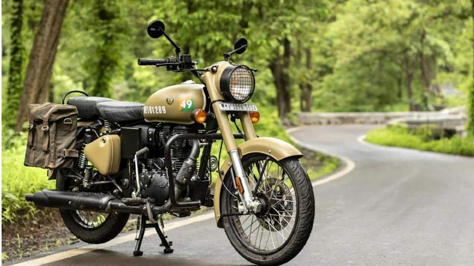 2021 Royal Enfield Classic 350 to debut on September 1