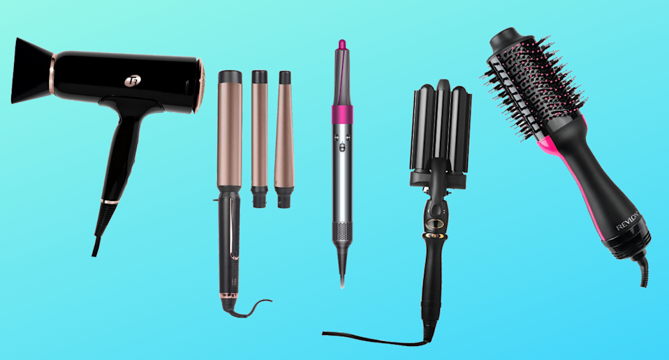 These hair tools make hair-stying a breeze.