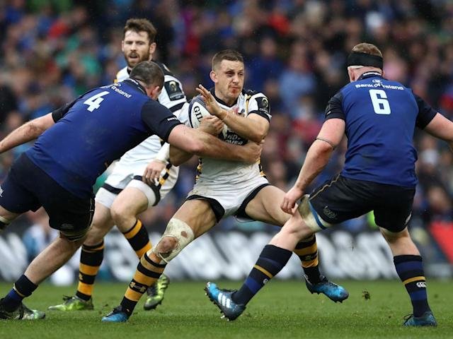 Jimmy Gopperth replaces Danny Cipriani at fly-half for Wasps (Getty)