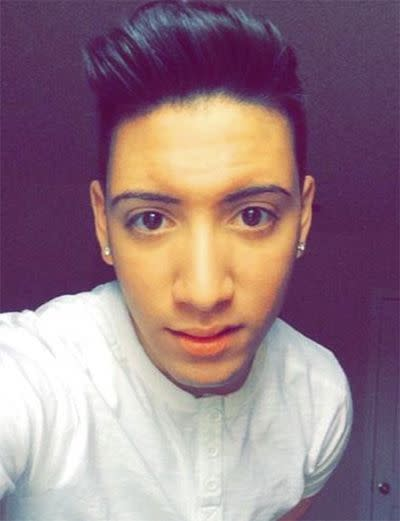 Luis Omar Ocasio-Capo, 20, was the youngest of the victims so far. Photo: Facebook