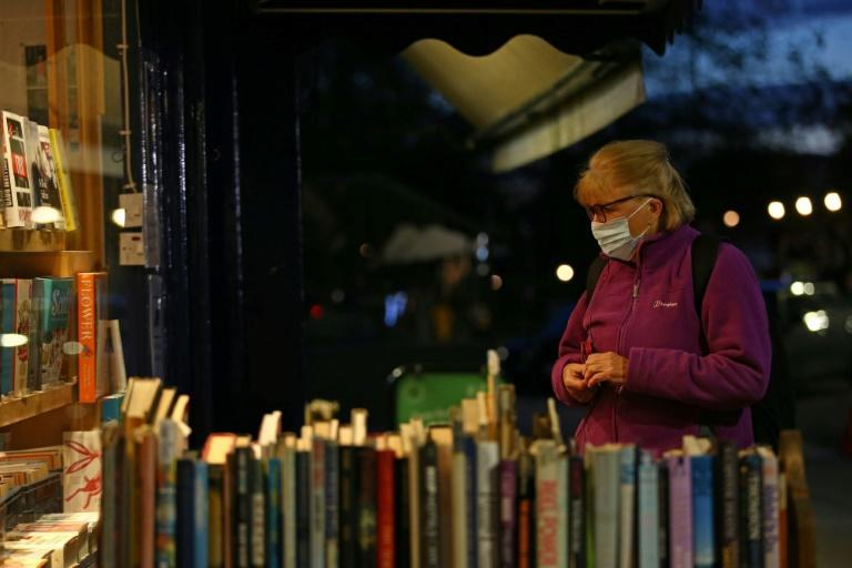 A report found that adults said they read more than usual during the first UK-wide lockdown, with the average time spent with a book rising to six hours a week from 3.5 hours