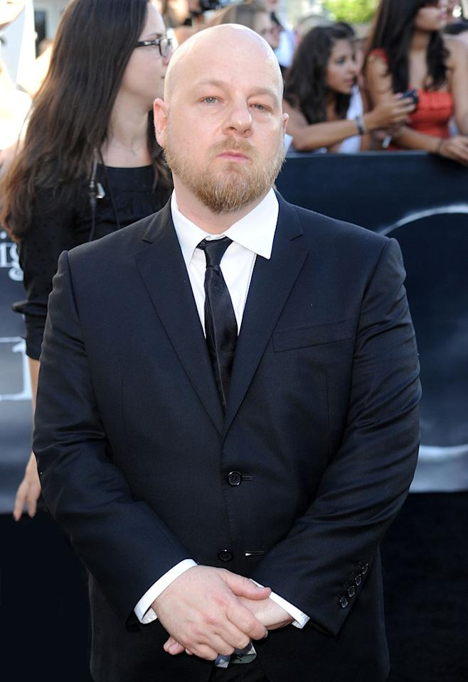 """<a href=""""http://movies.yahoo.com/movie/contributor/1802957472"""">David Slade</a> at the Los Angeles premiere of <a href=""""http://movies.yahoo.com/movie/1810074301/info"""">The Twilight Saga: Eclipse</a> - 06/24/2010"""