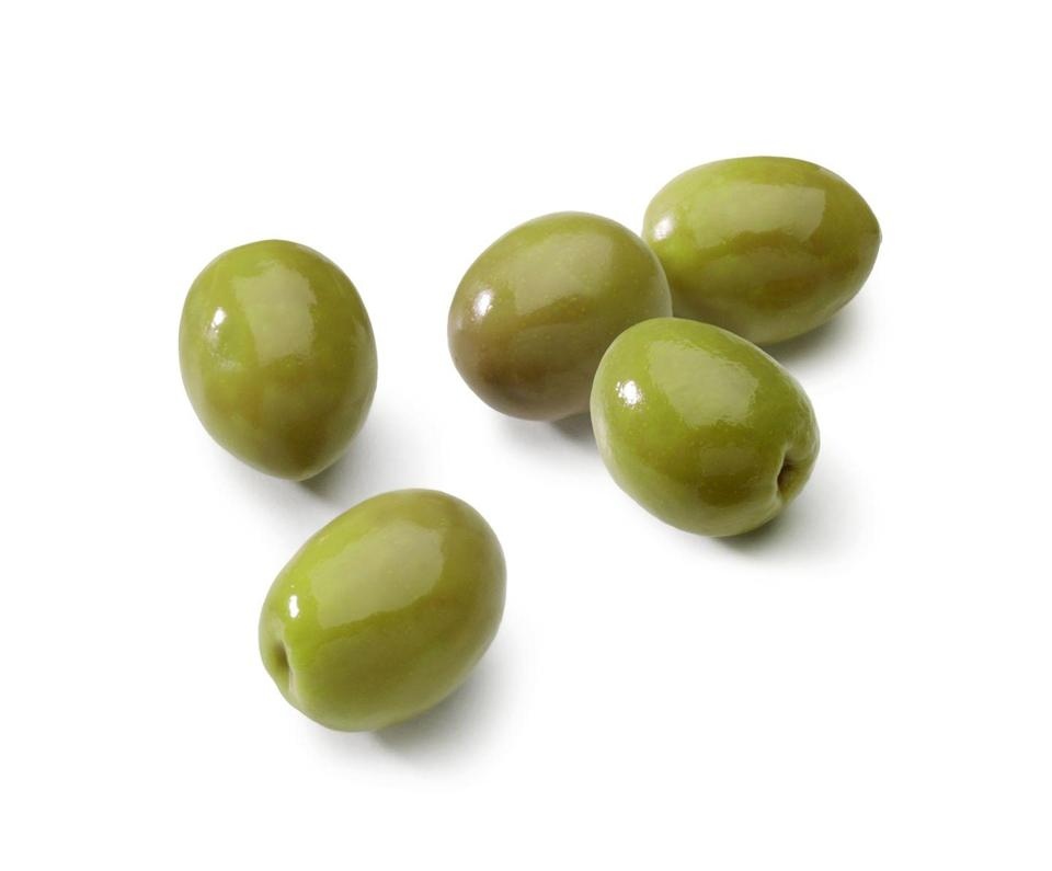 <p>Olives are an ideal keto snack since they're <strong>mostly made up of fat</strong>, specifically healthy monounsaturated fat. Don't be afraid to reach for them on the charcuterie board at your next party—just don't go overboard since they can be salty. </p>