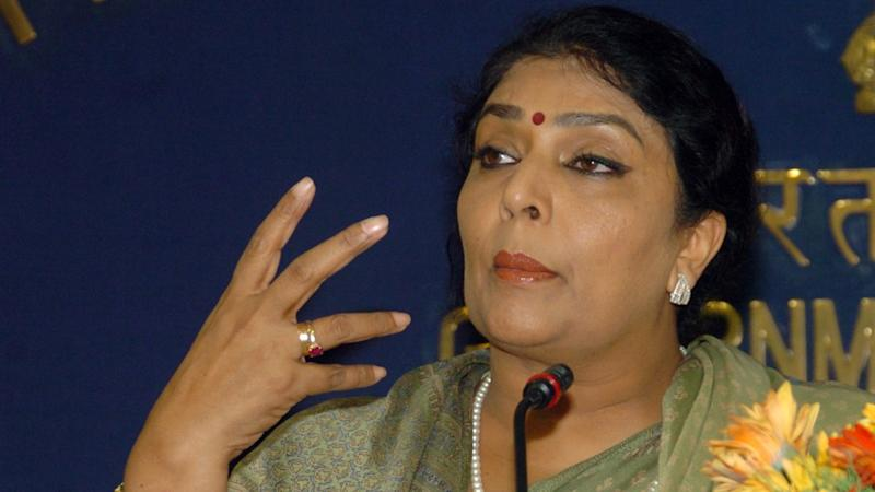 Renuka Chowdhury Wants Digvijaya Singh Sacked, Angered by Goa Loss