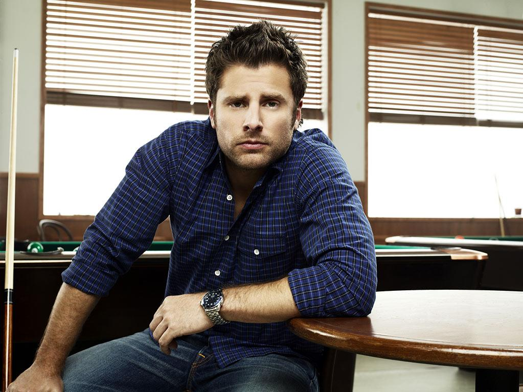 """James Roday stars as Shawn Spencer in """"Psych."""""""