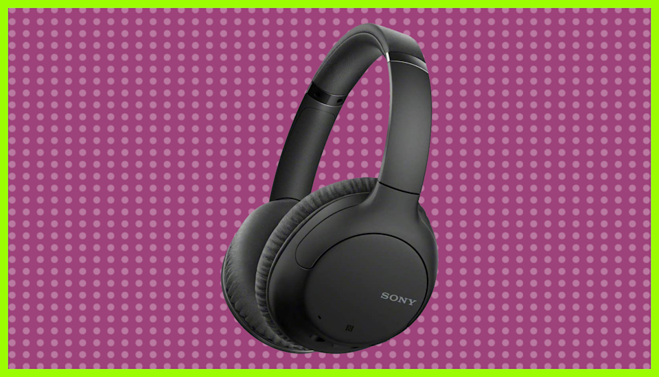 Save 56 percent on these Sony Noise Cancelling Headphones WH-CH710N. (Photo: Sony)