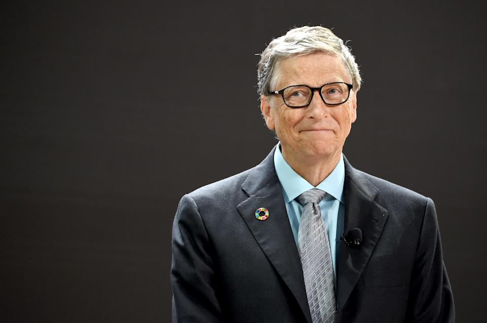Bill Gates (AP)