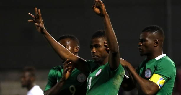 Foot - Amical - Match nul entre le Nigeria et le Sénégal en amical