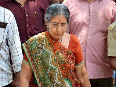 Narendra Modi indeed married me, he is Ram for me, says Jashodaben on Anandiben Patel's statement