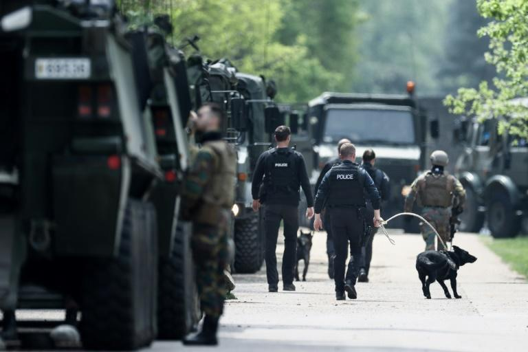 Jurgen Conings was one of 30 Belgian military personnel with known extremist sympathies