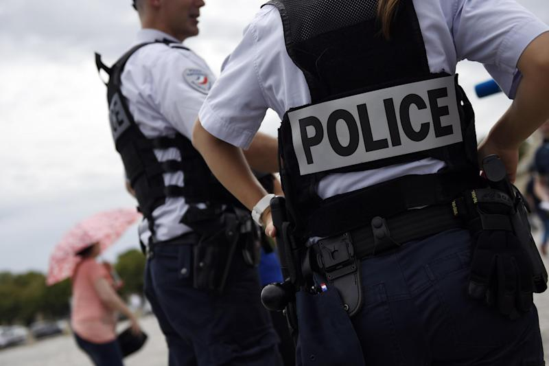 Police in France attempted to resuscitate the woman: AFP/Getty Images