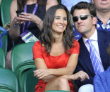 <p>REUTERS/Toby Melville (BRITAIN - Tags: ENTERTAINMENT SOCIETY ROYALS SPORT TENNIS)</p>