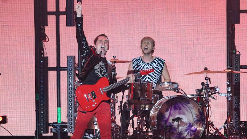 Concert Review: Muse, Weezer, the Killers Rock iHeartRadio