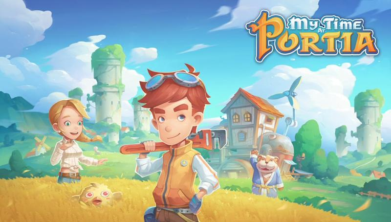 'My Time at Portia' has proven a hit with its 3D riff on the 'Stardew Valley' formula.