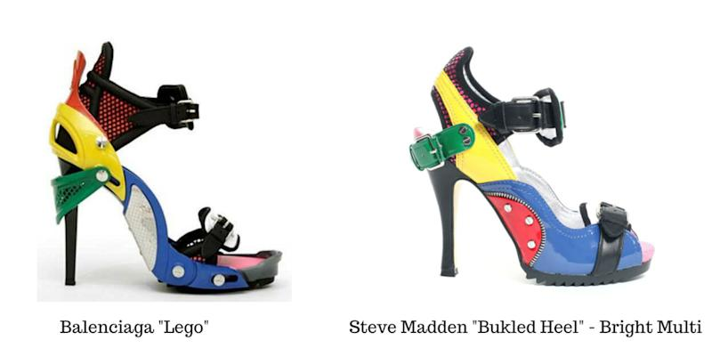 24fc09a166b Steve Madden Is Being Sued (Again) for Copycat Shoe Designs