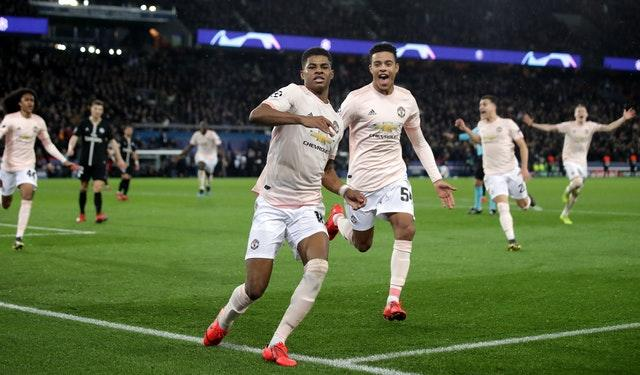 Manchester United have overturned a two-goal deficit on the road under Ole Gunnar Solskjaer before