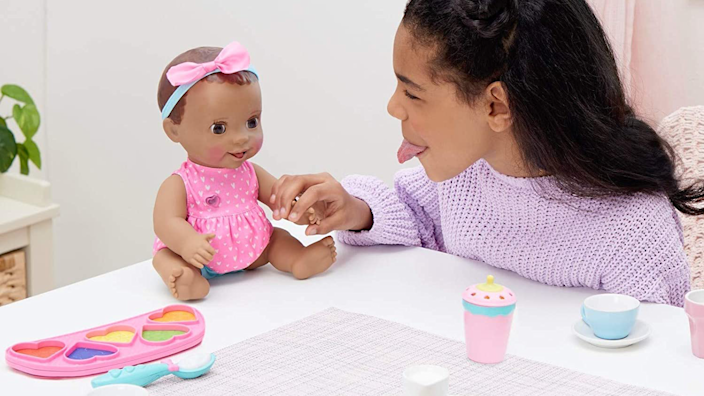 Gifts for kids: Mealtime Magic Mia