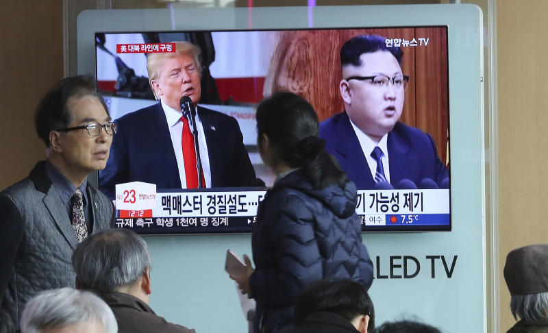 Talks – North Korean leader Kim Jong-un is expected to hold talks with Donald Trump More