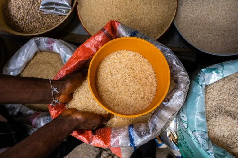 The price of rice has surged by 15 percent in Nigeria.