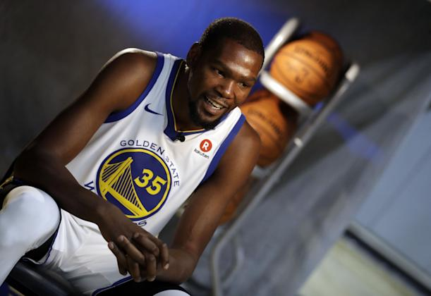 240ae5b6fce Kevin Durant s Thirty Five Media Teams With YouTube To Launch Athlete  Channels