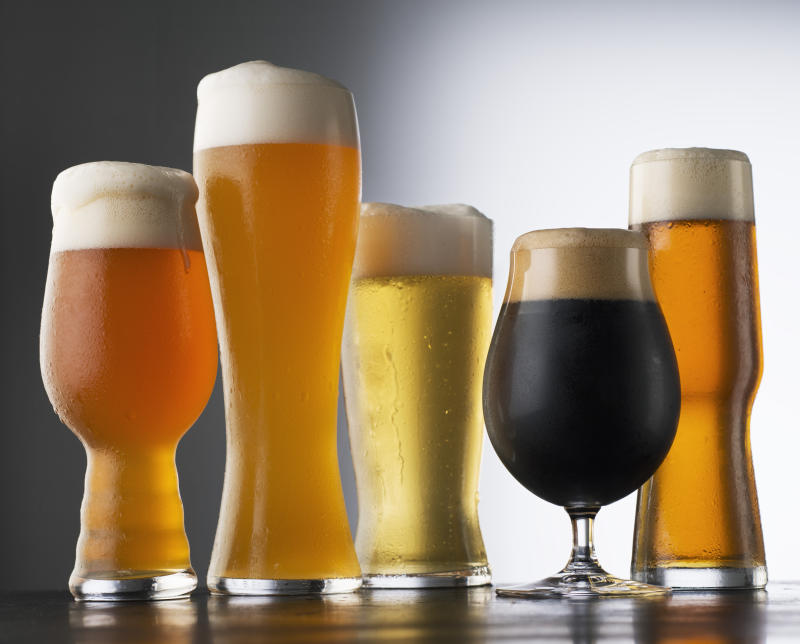 Which beer makes you burp the most? (Jack Andersen via Getty Images)