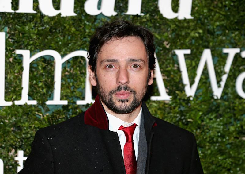 LONDON, ENGLAND - FEBRUARY 07: Ralf Little attends the London Evening Standard British Film Awards at Television Centre on February 7, 2016 in London, England. (Photo by Chris Jackson/Getty Images)