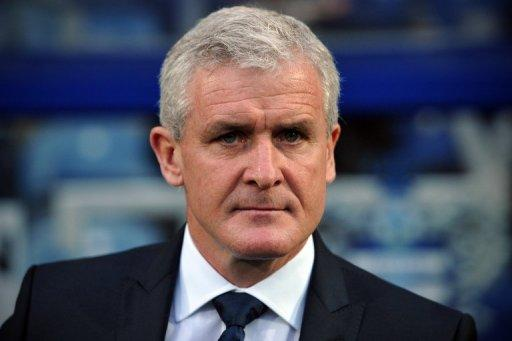 Queens Park Rangers' manager Mark Hughes