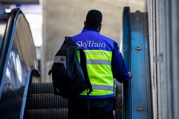 SkyTrain union says three-day shutdown will begin Tuesday