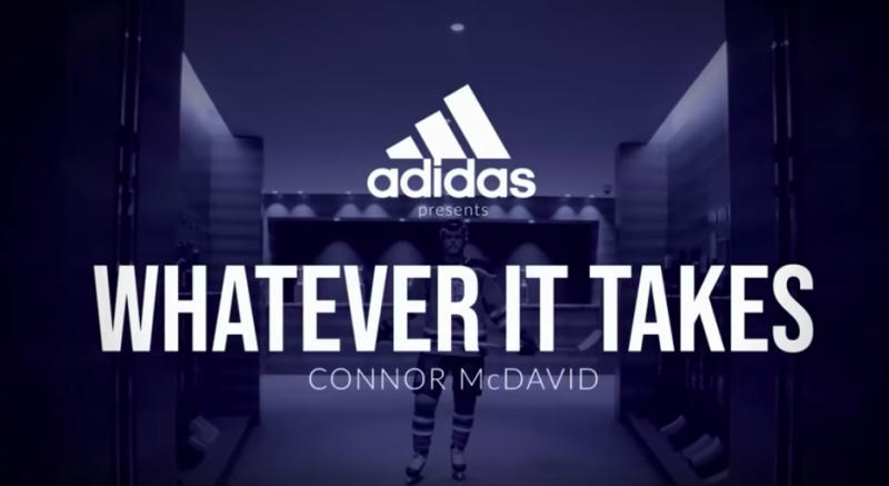 Sportsnet and Adidas will be debuting a Connor McDavid special during NHL All-Star weekend. (Twitter // @JShannonhl)