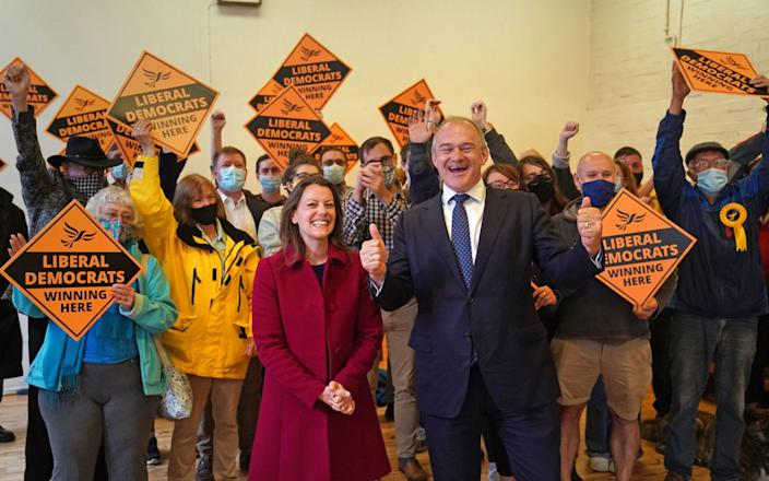 Lib Dems: They came, they saw and they conquered - PA