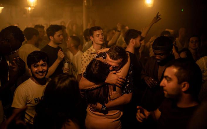 Boris Johnson announced that nightclubs in England would require vaccine passports for entry by the end of September - Rob Pinney