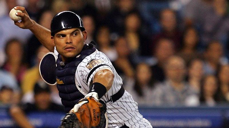 July 30, 2008: Ivan Rodriguez, Tigers to Yankees
