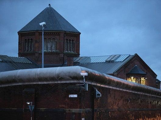 HMP Manchester, better known as Strangeways (Getty Images)