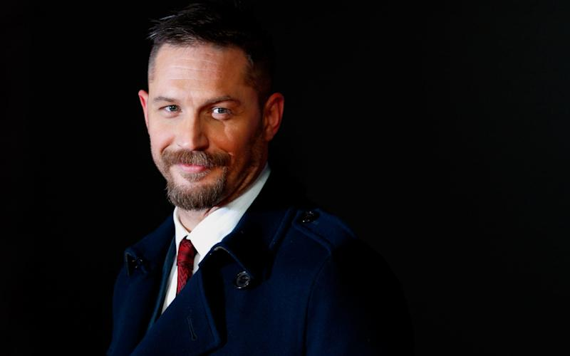 "Tom Hardy could put ""a bit of wiggle"" into the role of James Bond, according to Pierce Brosnan - Getty Images Europe"
