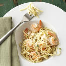 <p>Have this fresh shrimp and pasta meal on the table in 30 minutes.</p>