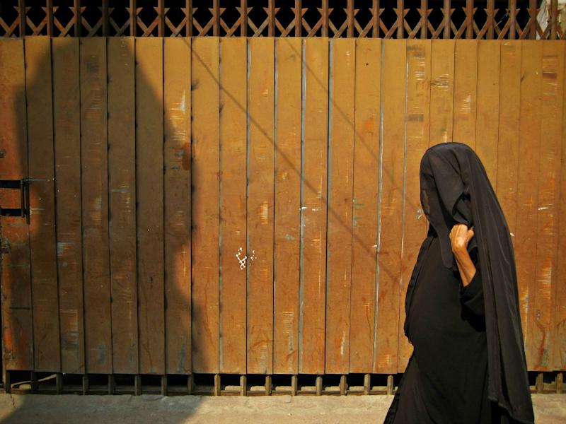 Women will no longer be able to wear burkas in some public places in the Netherlands if the law is passed. (Photo: Getty)