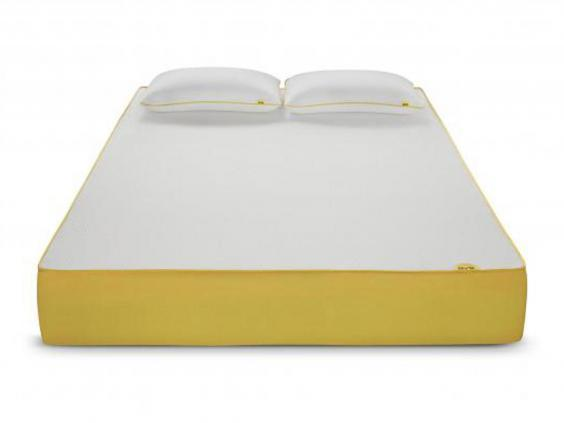 Memory foam mattresses are hypo-allergenic and will mould to the shape of you (Eve Sleep)