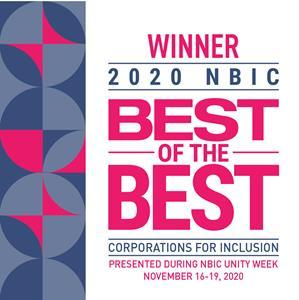 Best of the Best Companys for Inclusion