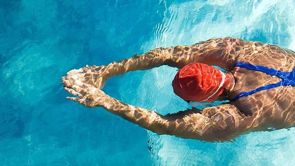 #HealthBytes: Physical and mental impact of swimming, a whole-body workout