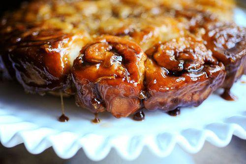 """<p>""""I put a caramel apple spin on my impossible-to-mess-up cinnamon roll dough, and I loved the results,"""" Ree says of this now-legendary recipe. </p><p><strong><a href=""""https://www.thepioneerwoman.com/food-cooking/recipes/a10850/caramel-apple-sticky-buns/"""" rel=""""nofollow noopener"""" target=""""_blank"""" data-ylk=""""slk:Get Ree's recipe."""" class=""""link rapid-noclick-resp"""">Get Ree's recipe.</a></strong></p>"""